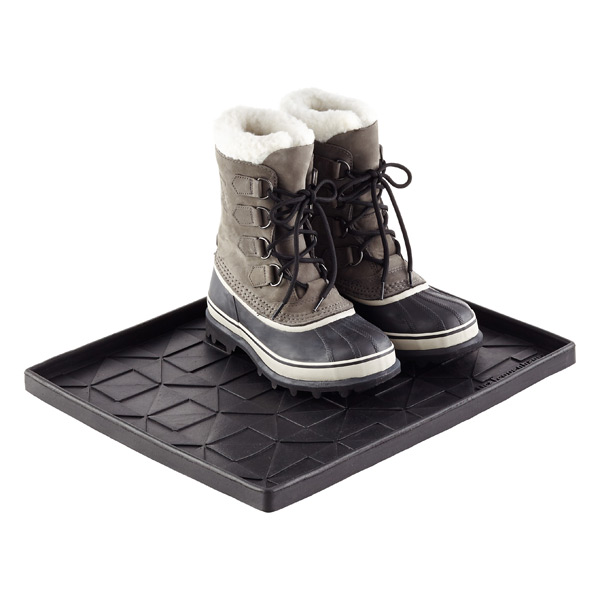 Small Shoe & Boot Tray
