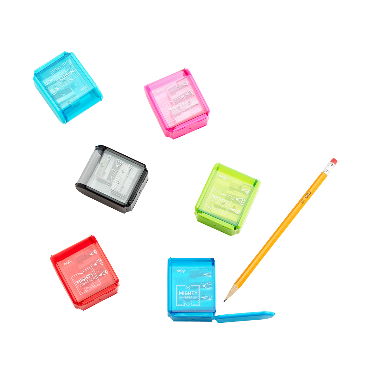 Ooly 3-Hole Pencil Sharpener