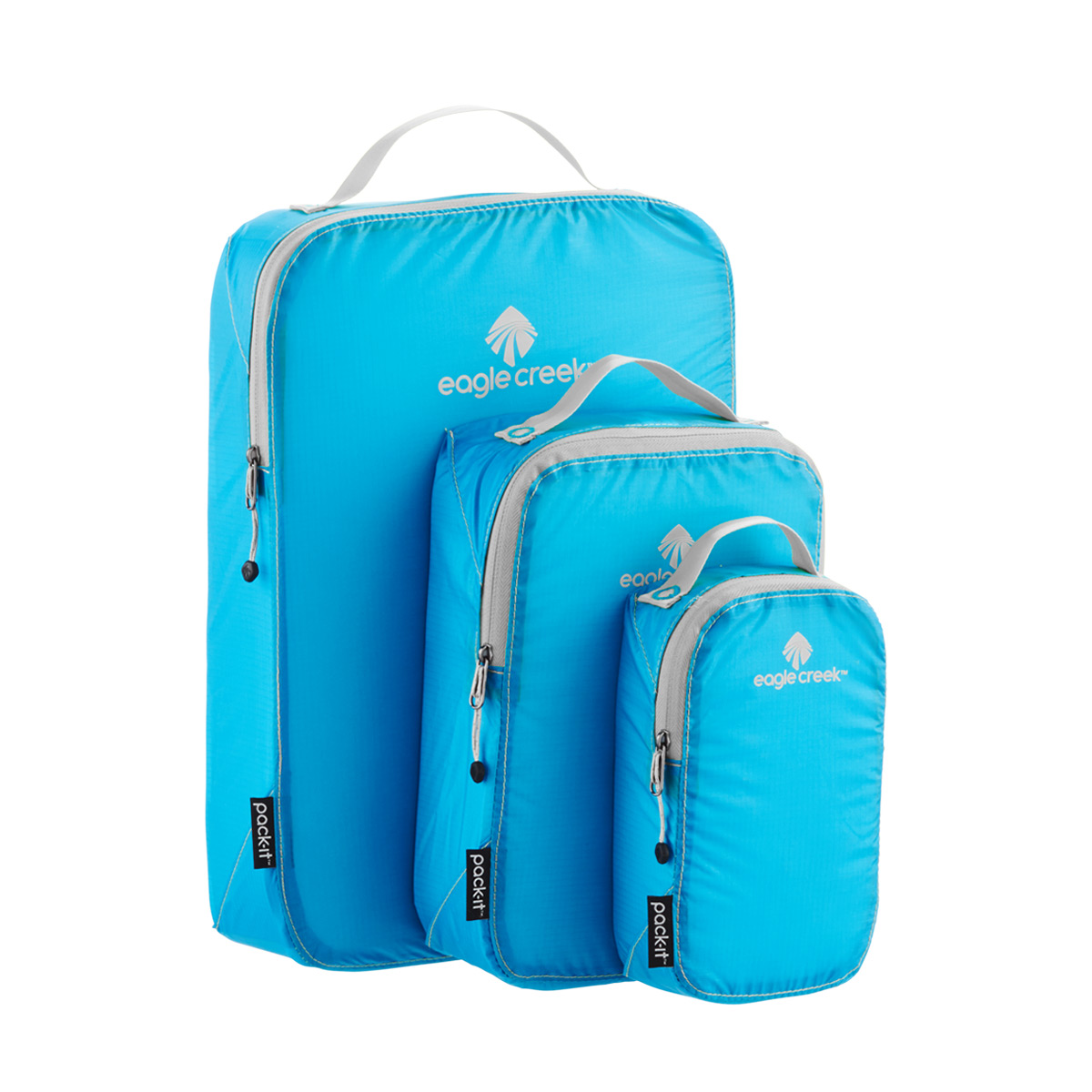 Eagle Creek Brilliant Blue Specter Pack-It Cubes