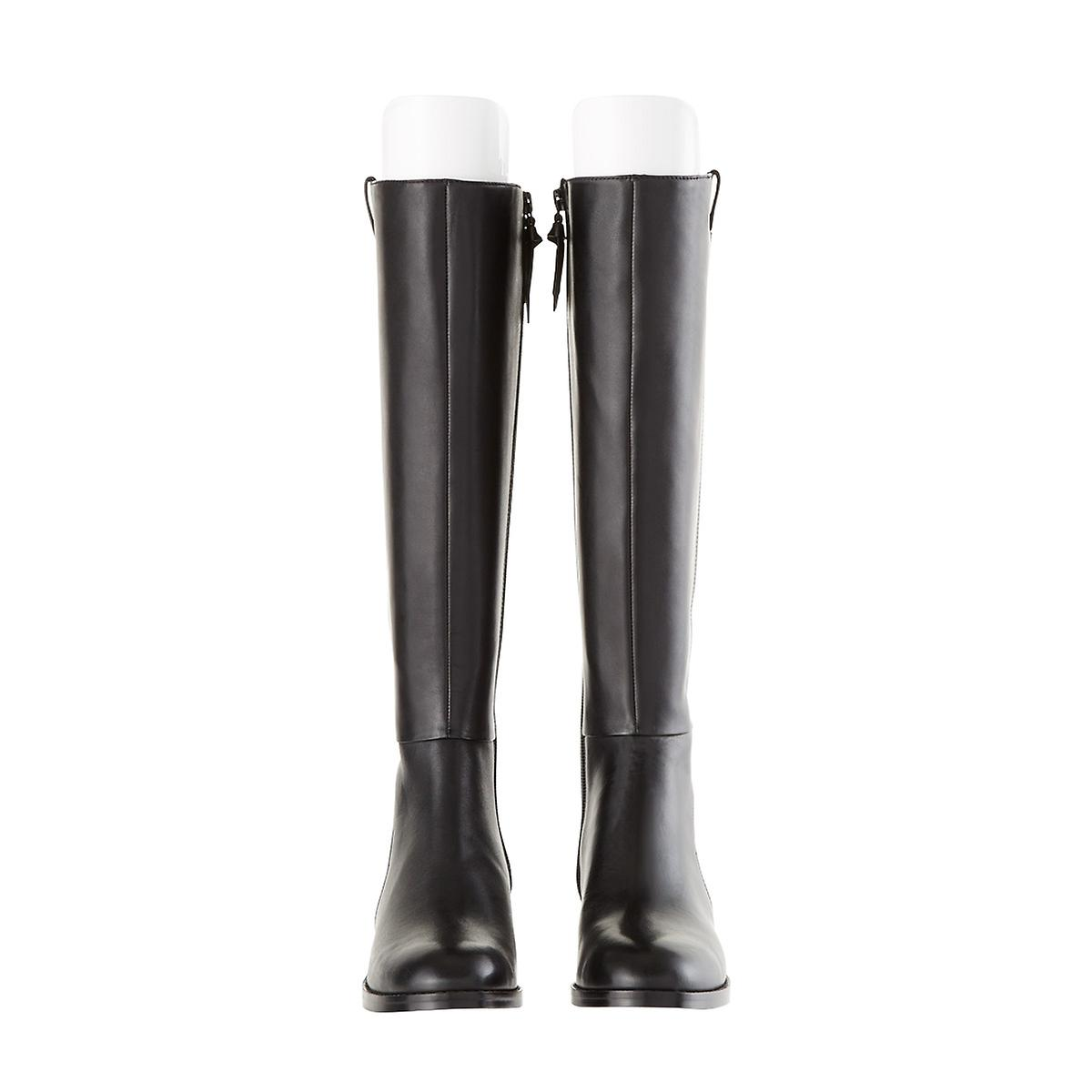 Tall White Boot Shapers