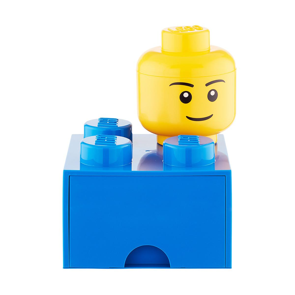 lego storage heads the container store