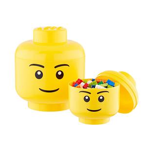 Lego Storage Heads
