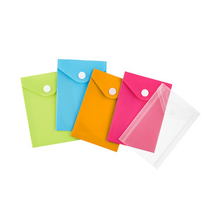 Business card holders the container store business card snap pouch colourmoves