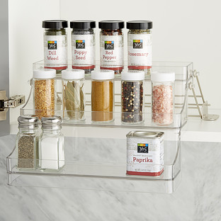 InterDesign Linus Easy-Reach Spice Rack