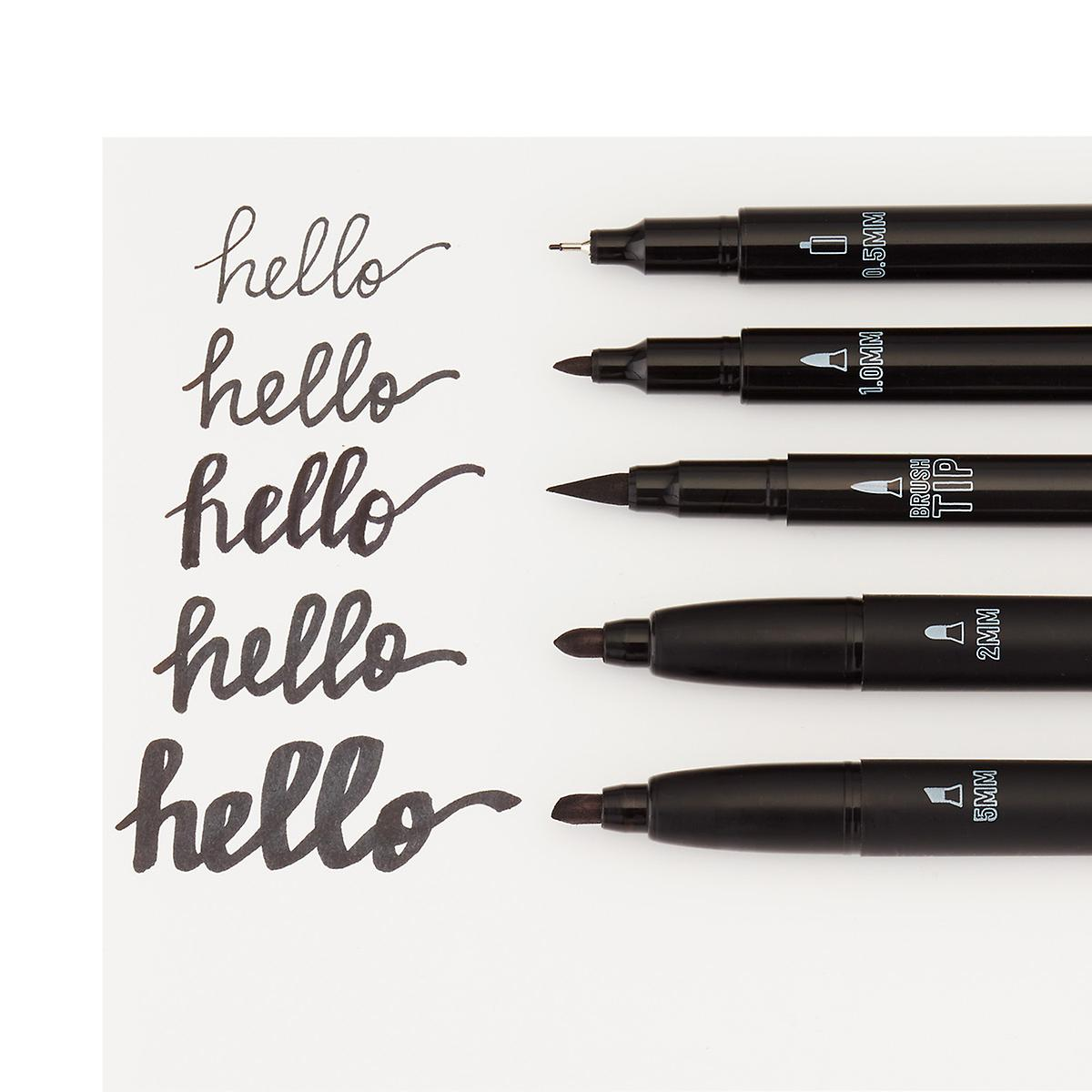 Ooly InkWorks Pen Set