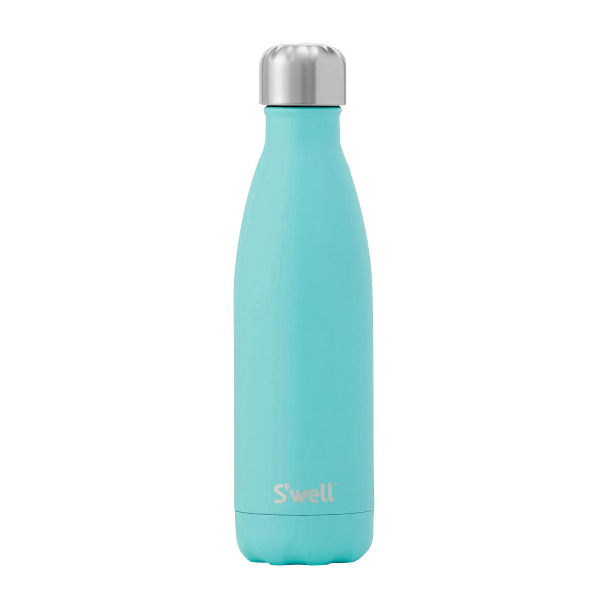 Turquoise 17 oz. S'well Water Bottle