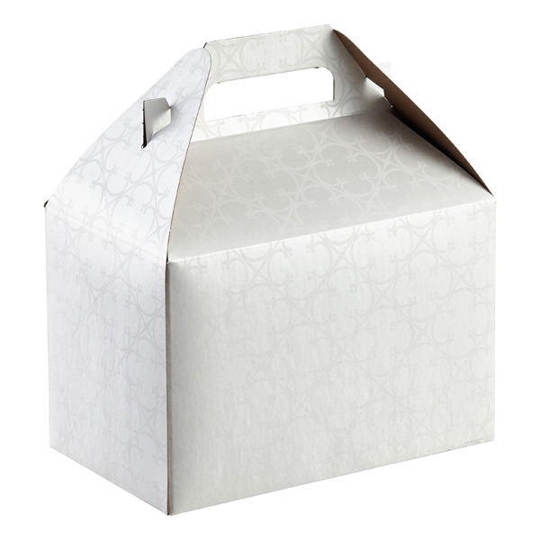 Quatrefoil Gable Boxes