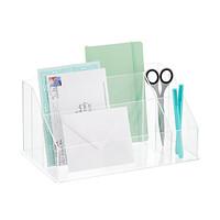 Acrylic Desktop Mail Center