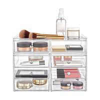 InterDesign Clarity Large Makeup Storage Kit