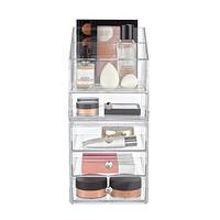 InterDesign Clarity 4-Drawer Makeup Storage Starter Kit Product Image