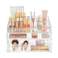 Luxe Acrylic Lipstick & Makeup Storage Kit