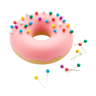 Fred & Friends Donut Push Pins
