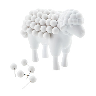 Fred & Friends Stuck on Ewe Push Pins