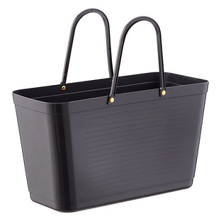Grey Hinza Shopping Tote