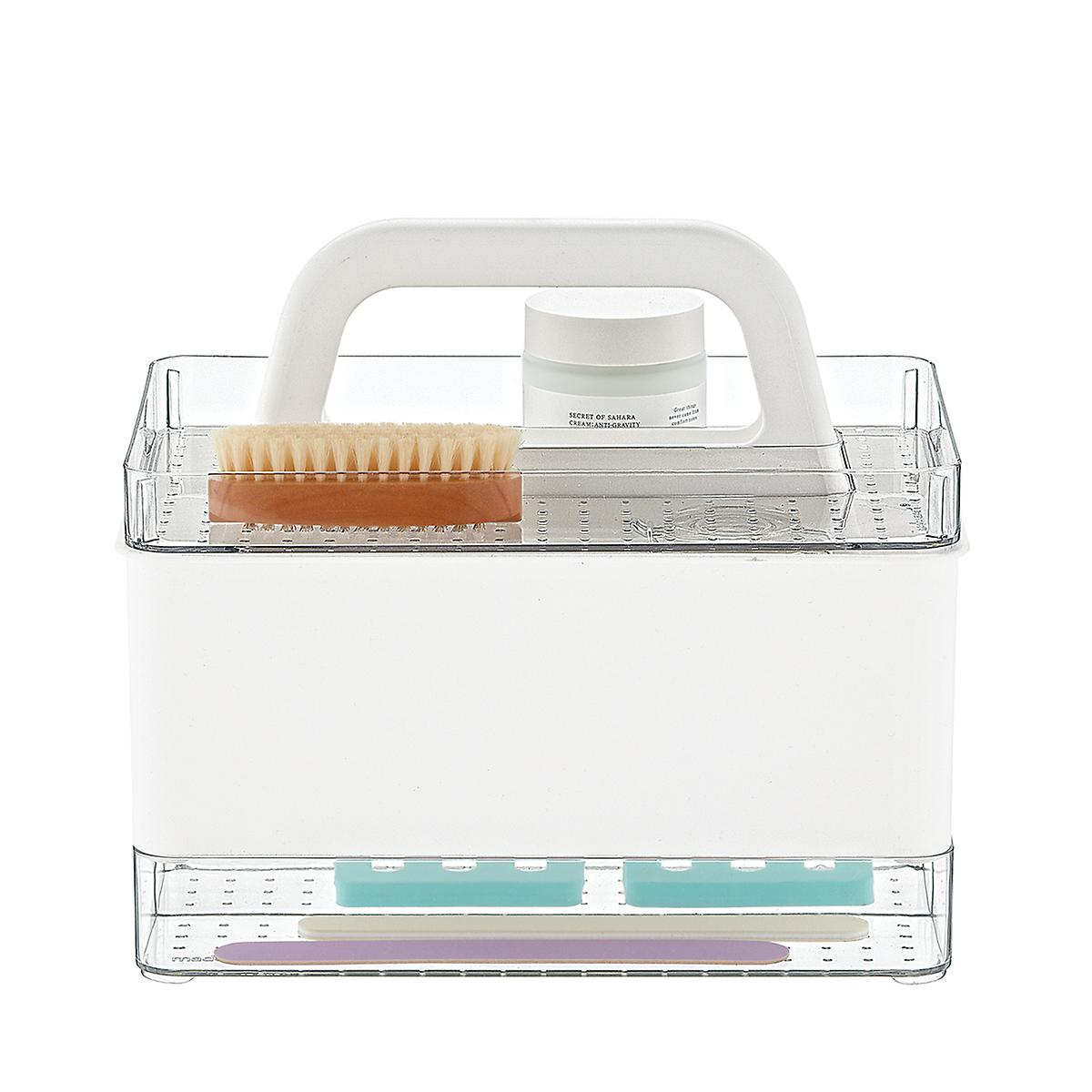 madesmart Stacking Caddy Bath Starter Kit