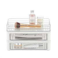 Madesmart 2 Drawer Stacking Makeup Storage Kit