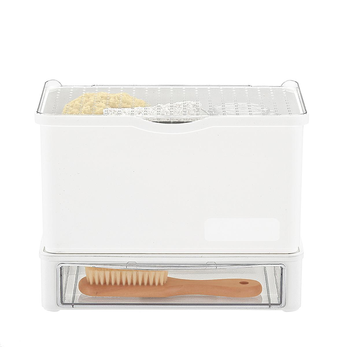 madesmart 1-Drawer Stacking Bin Starter Kit