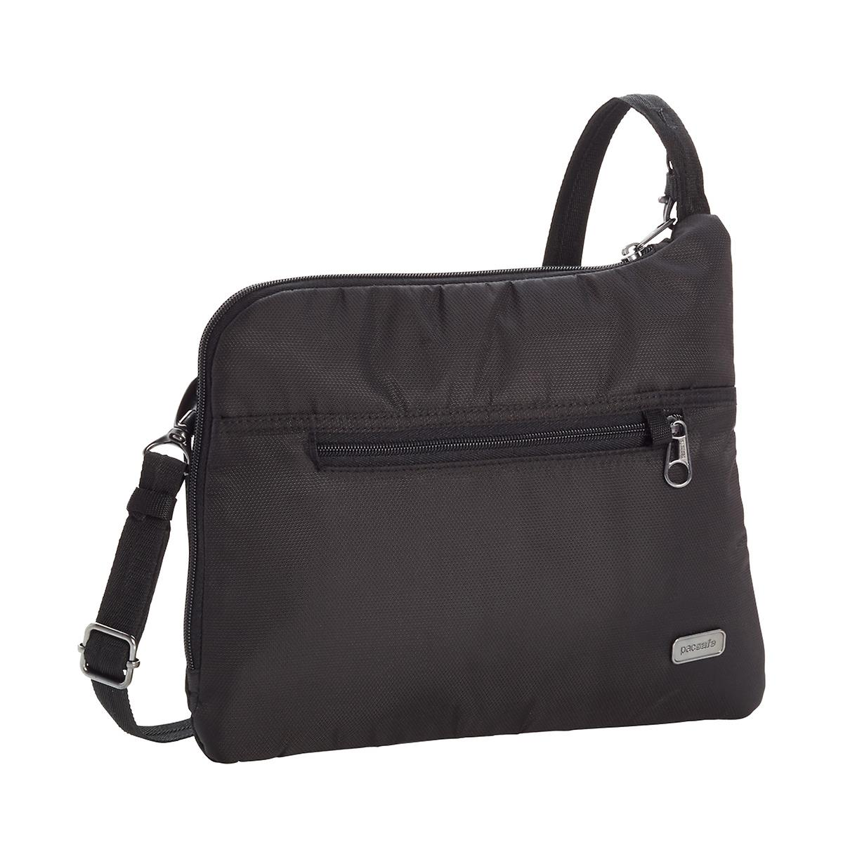 Pacsafe Black Daysafe Slim Crossbody