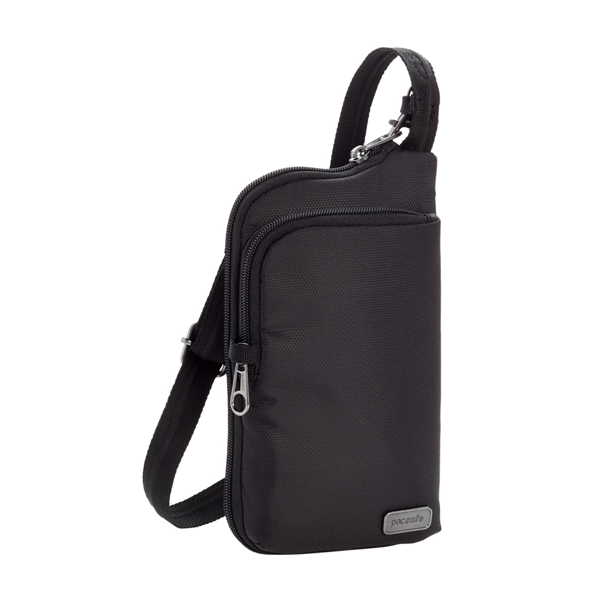 Pacsafe Black Daysafe Tech Crossbody