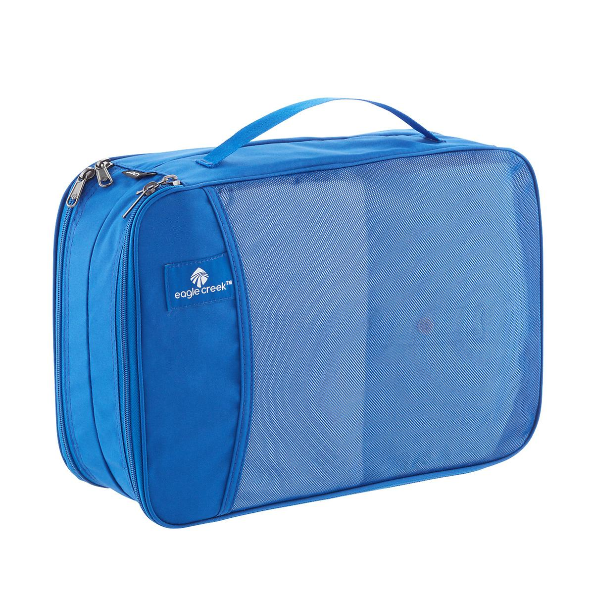 Eagle Creek Blue Pack-It 2-Sided Clean & Dirty Cube