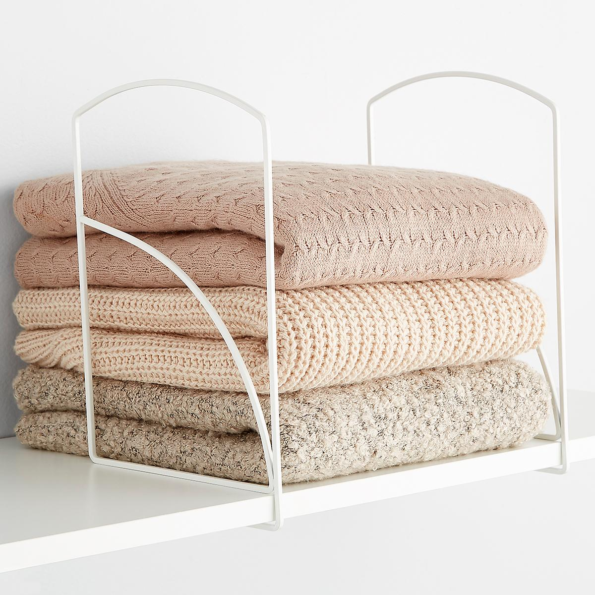 Tall Solid Shelf Dividers