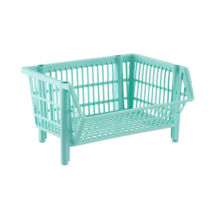 Our Basic Mint Stackable Basket