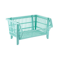 Our Basic Mint Stackable Basket Product Image