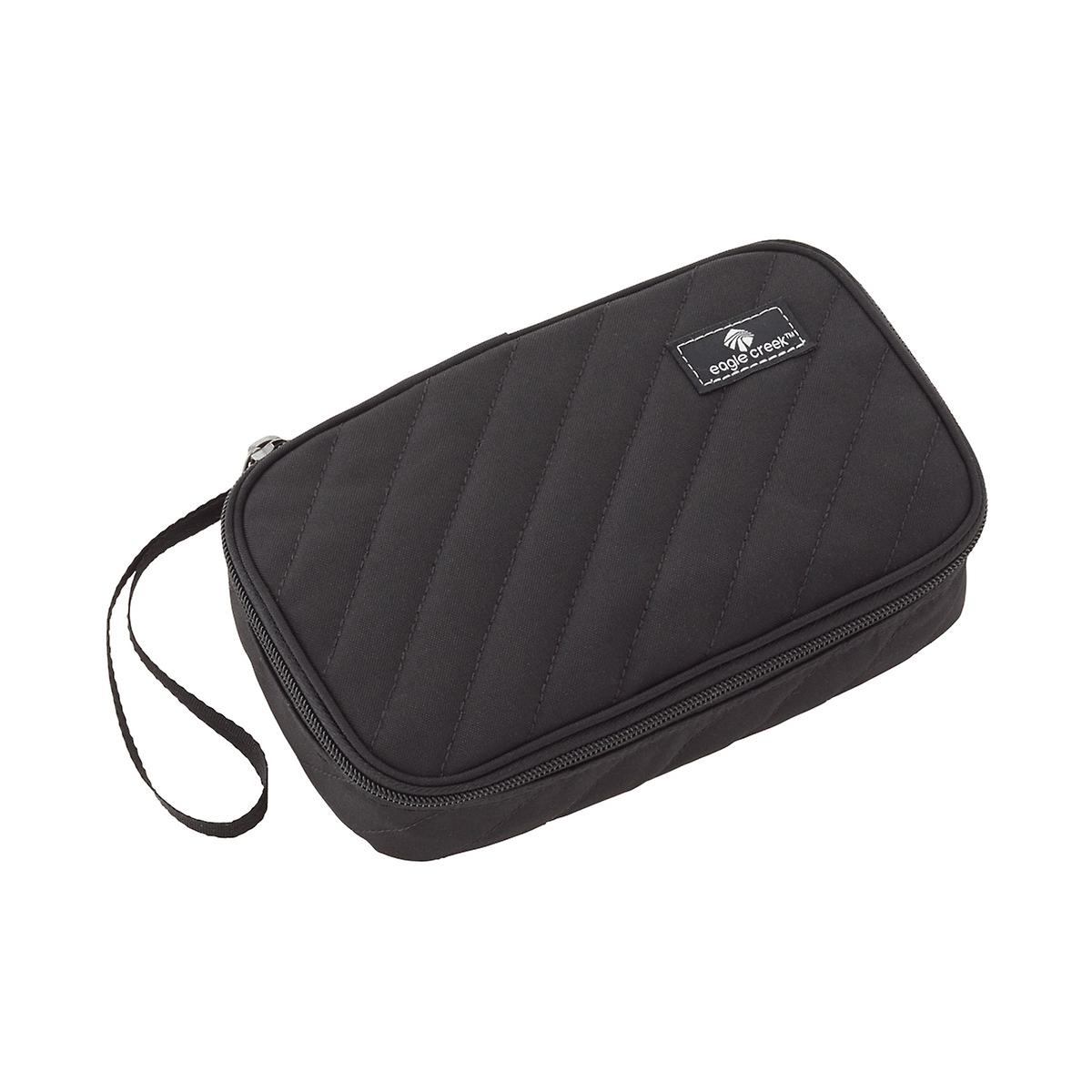 Eagle Creek Black Pack-It Quilted Quarter Cube