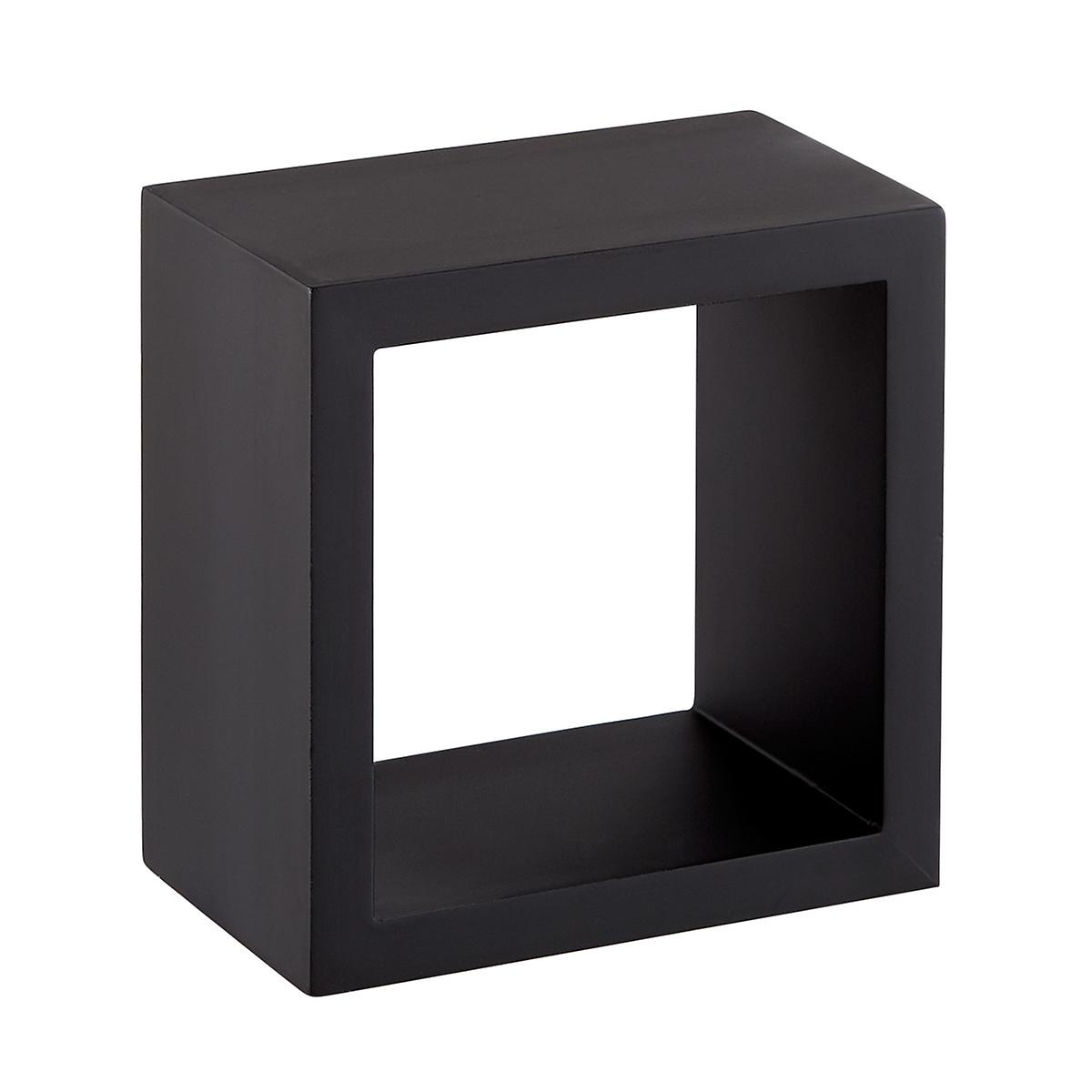 Black Display Cubes The Container Store
