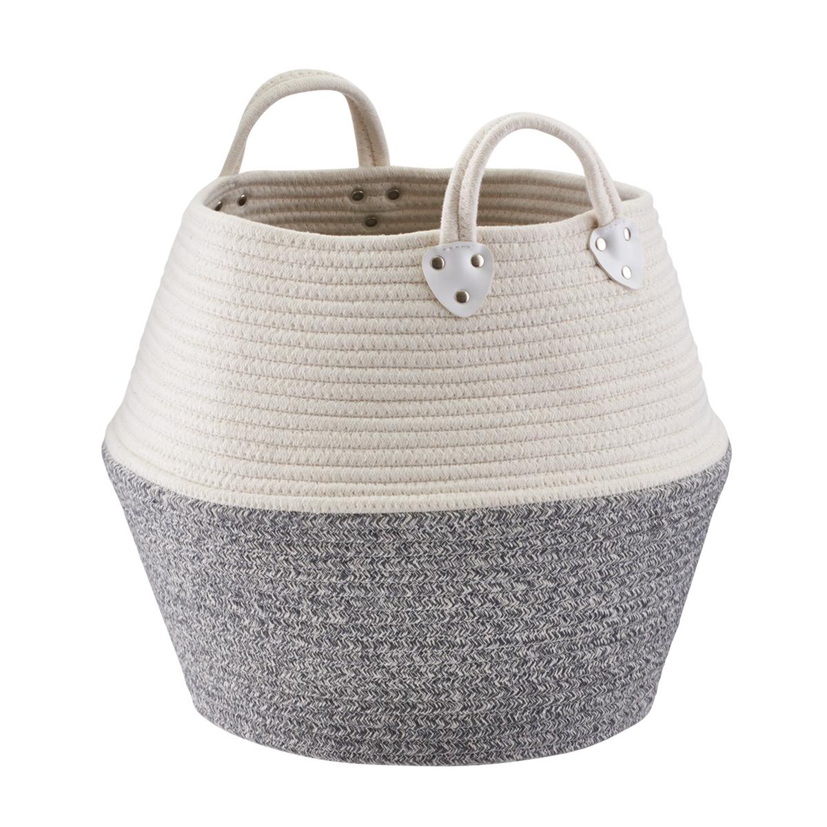 Laguna Cotton Belly Basket
