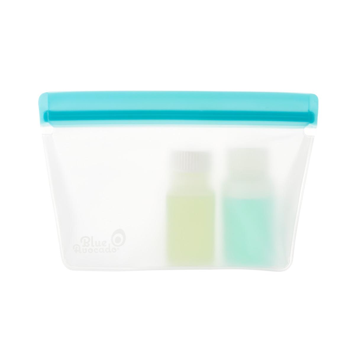 Re-Zip Reusable 2 Cup Aqua Storage Bag