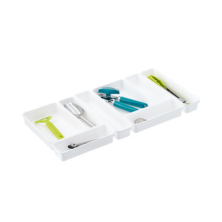 madesmart Interlocking Drawer Organizers
