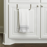 Schnook Overcabinet Towel Bar by Umbra