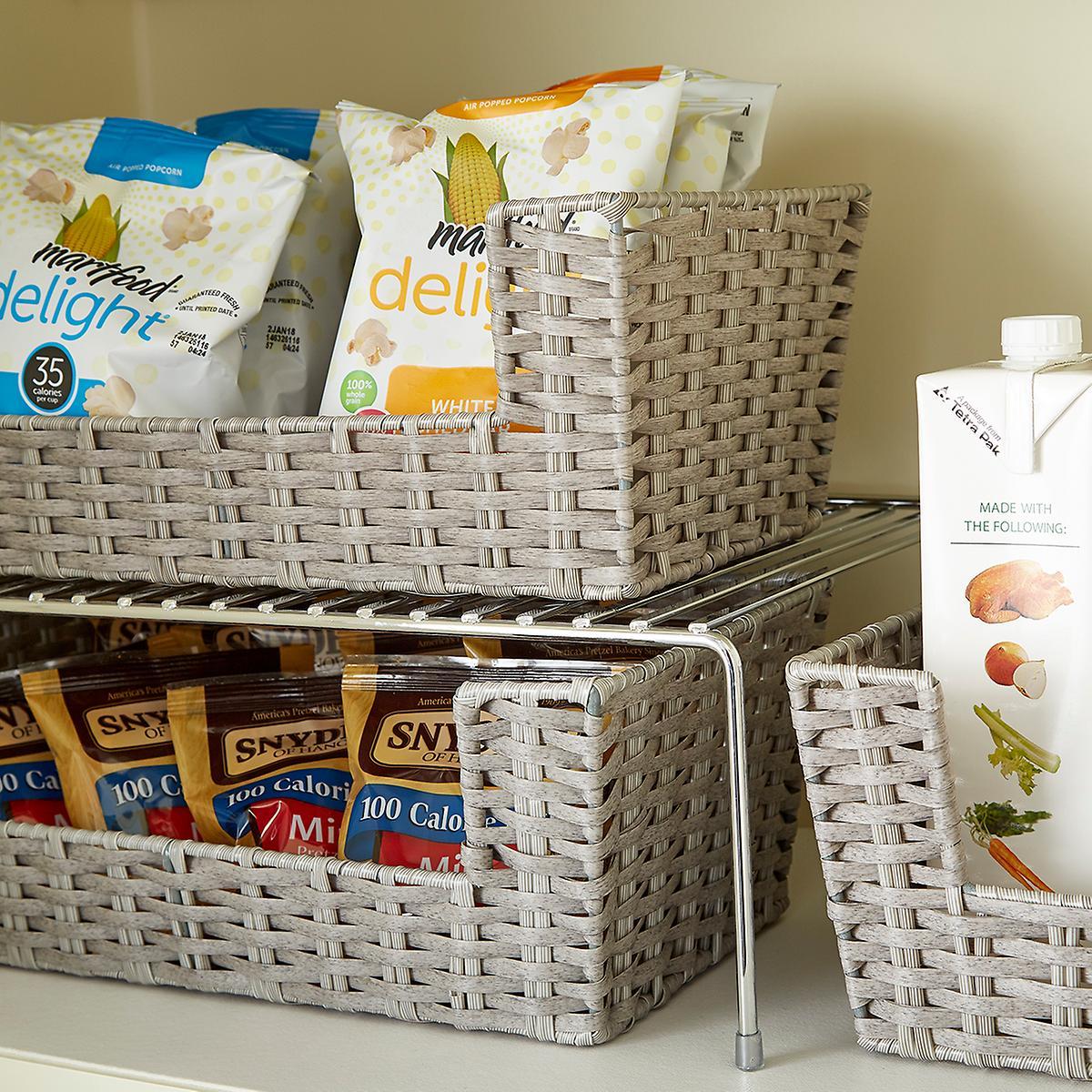 Kitchen Pantry Organization Storage
