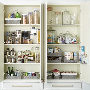 Cabinet Organizers, Kitchen Cabinet Storage & Shelf ...