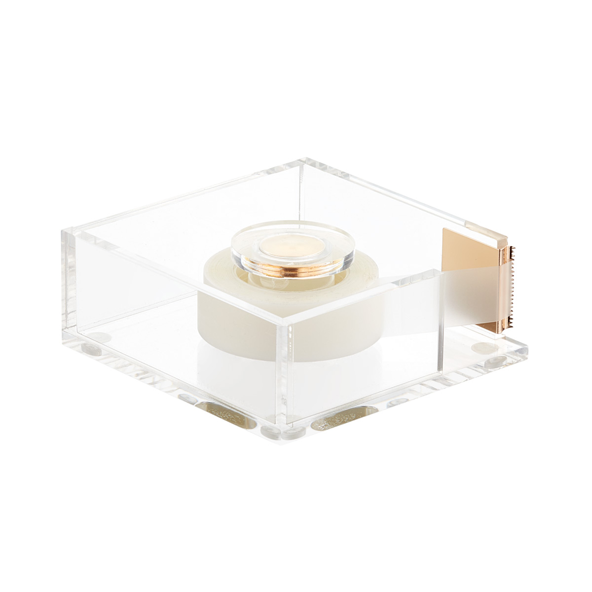 Russell Hazel Acrylic Square Tape Dispenser