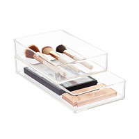 Clear Acrylic Stackable Drawer Organizers