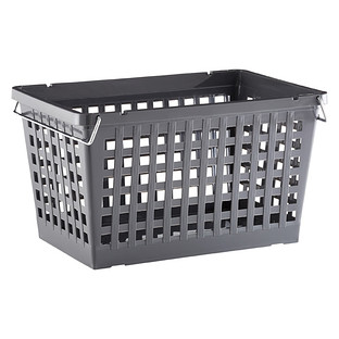 Like It Grey Stack U0026 Nest Storage Basket