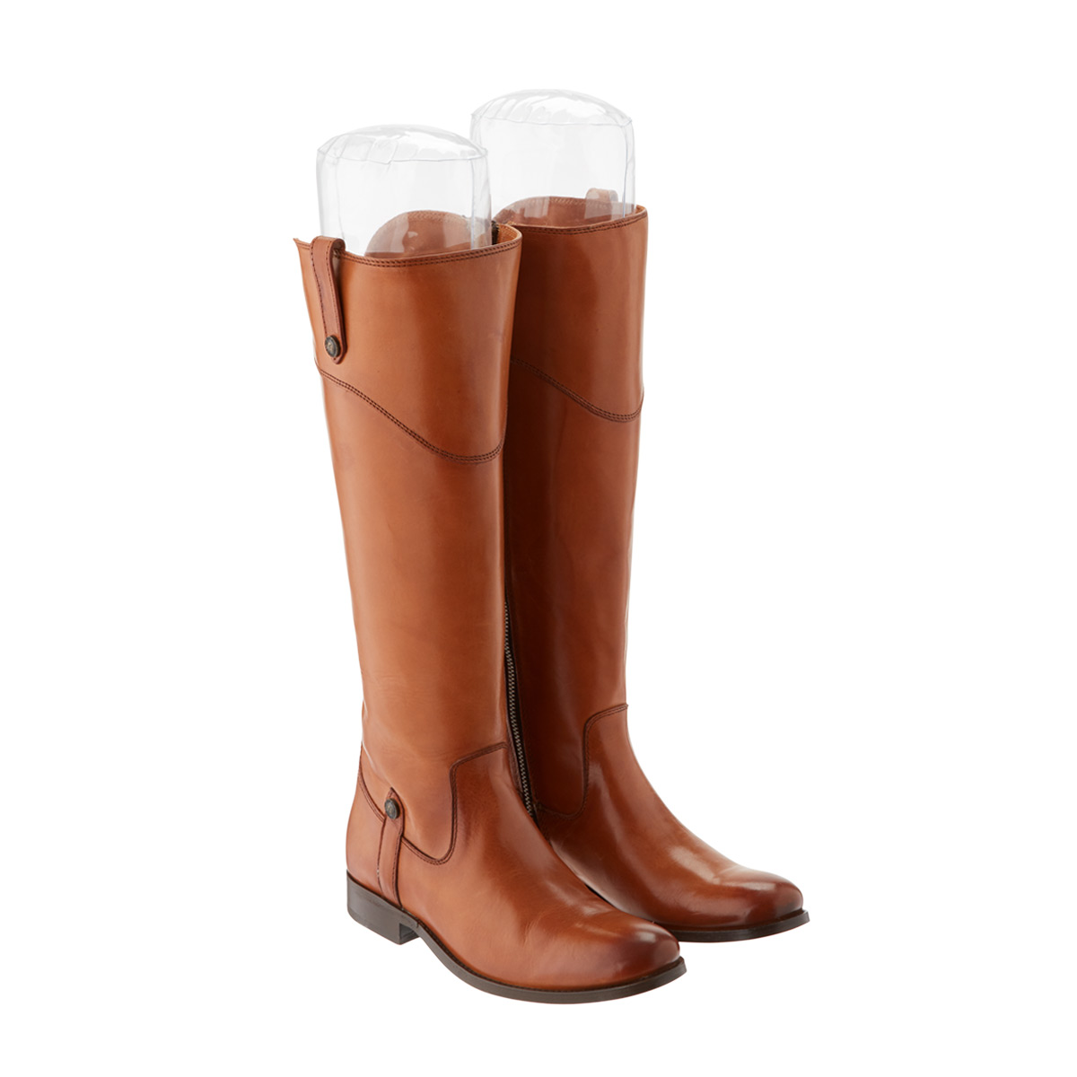 Clear Inflatable Boot Shapers