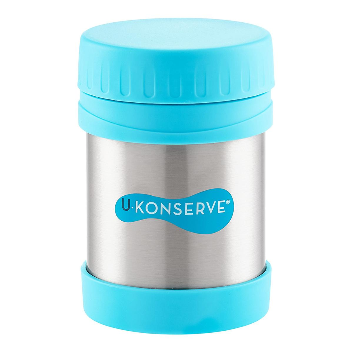 12 oz. Sky Blue Insulated Food Jar