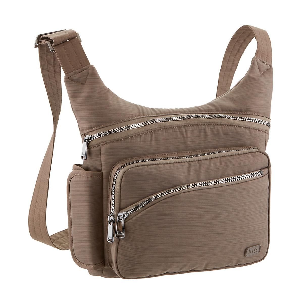 Lug Walnut Sidekick Excursion Bag