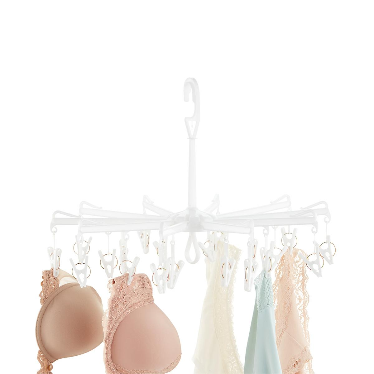Hanging Lingerie Drying Rack
