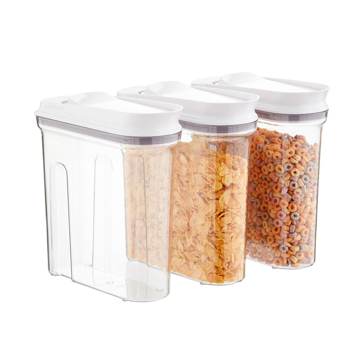 OXO Good Grips 3.4 qt. POP Cereal Dispensers Pkg/3