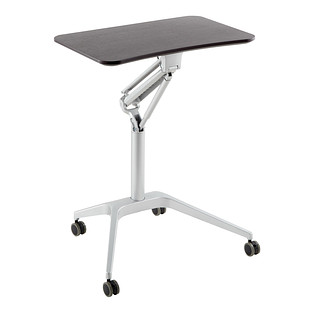 Espresso Adjustable Standing Desk