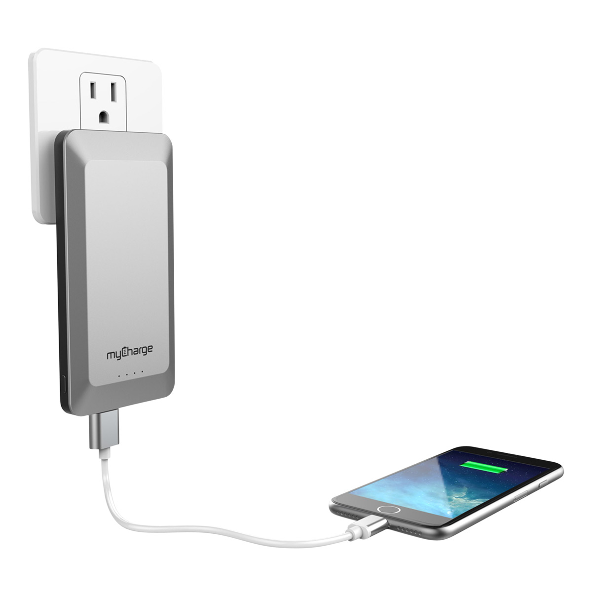 Home & Go Portable Charger