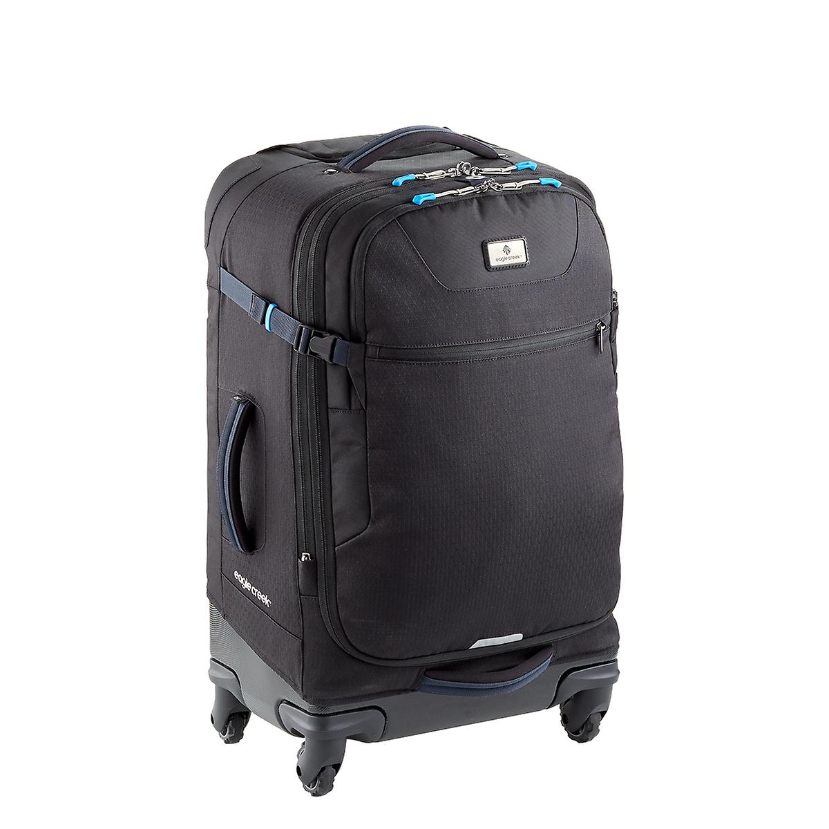 "Eagle Creek Black 26"" Explore 4-Wheeled Luggage"