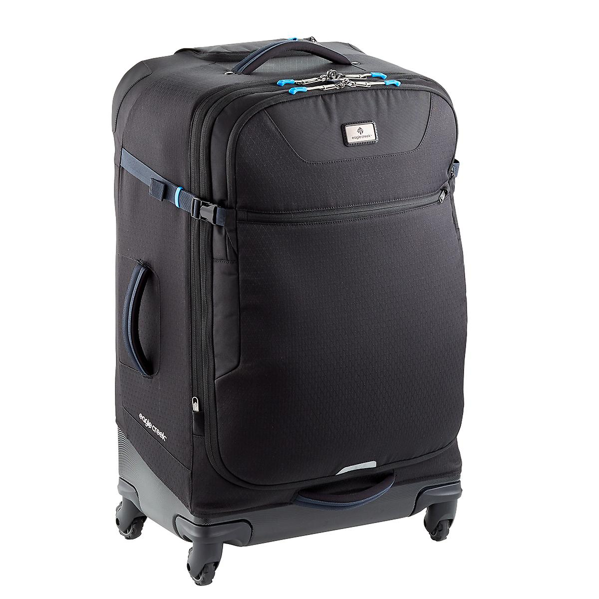 "Eagle Creek Black 29"" Explore 4-Wheeled Luggage"