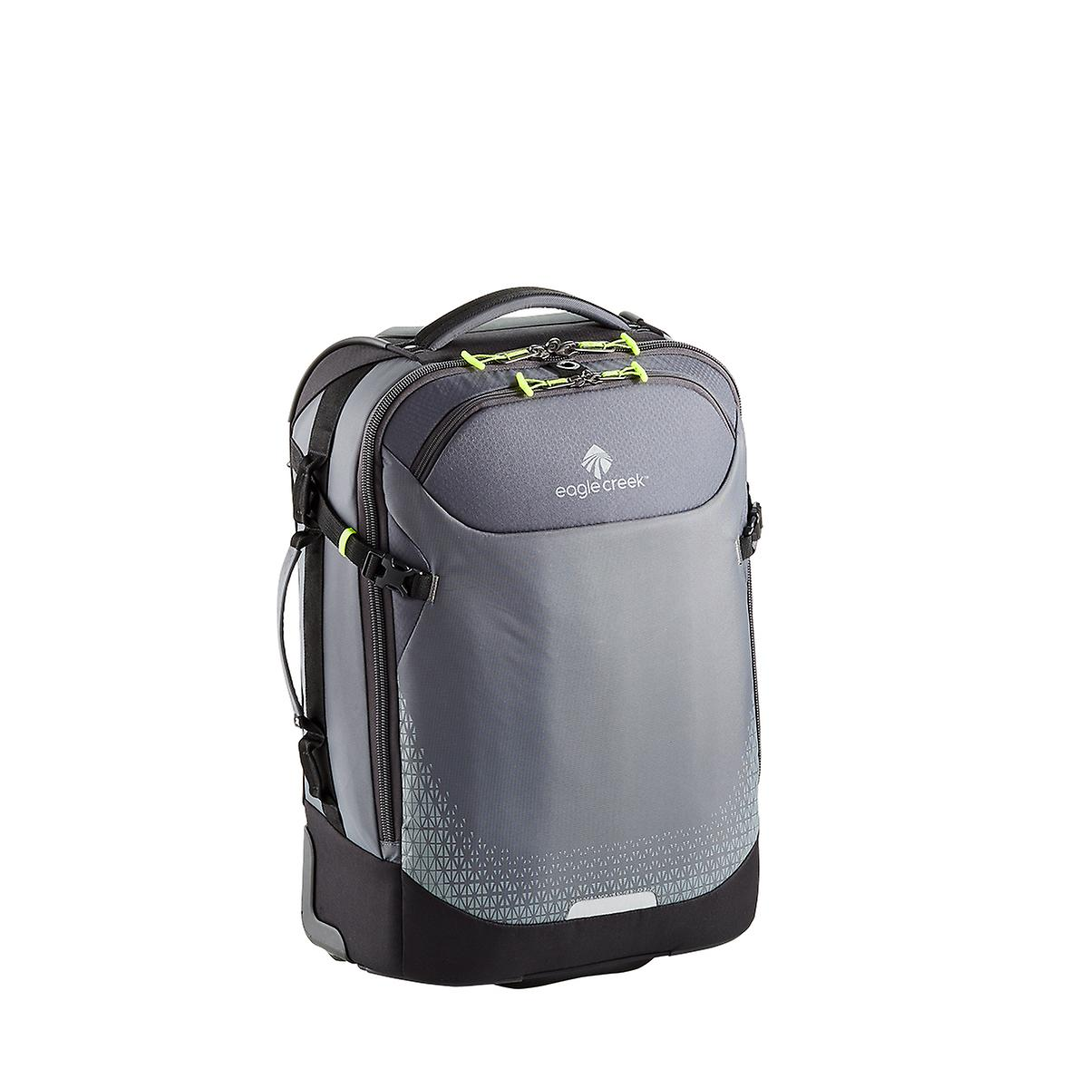 "Eagle Creek Grey 21"" Expanse 2-Wheeled Luggage & Backpack"