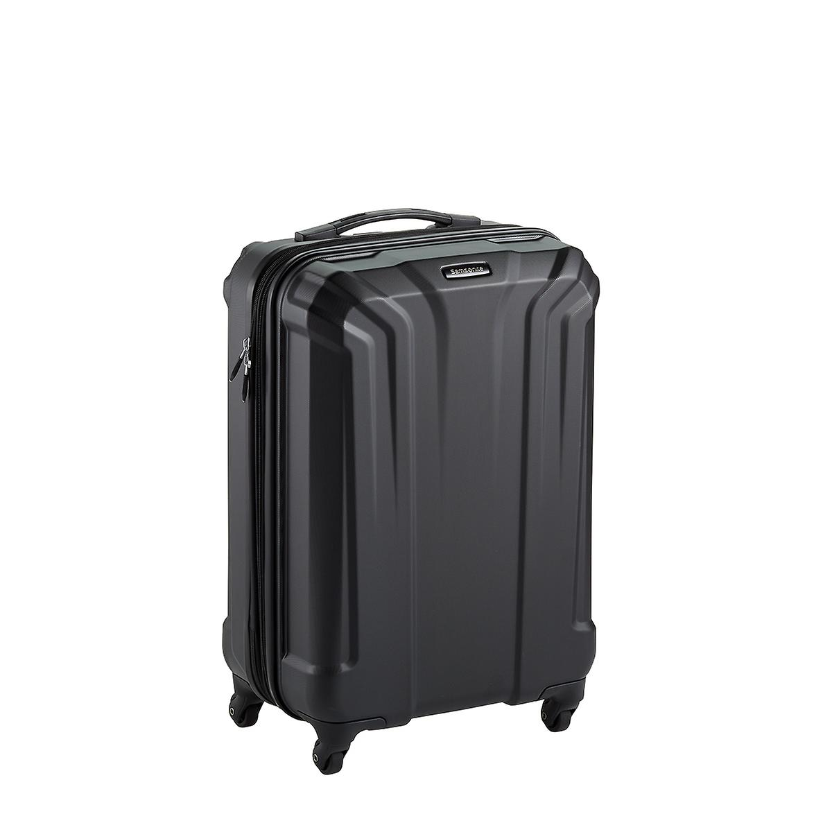 "Samsonite 22"" Black Opto PC 4-Wheeled Luggage"