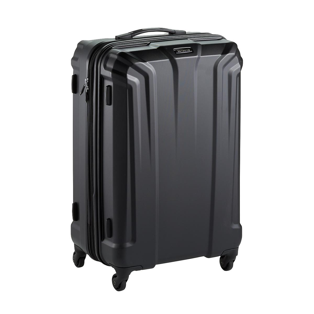 "Samsonite 25"" Black Opto PC 4-Wheeled Luggage"